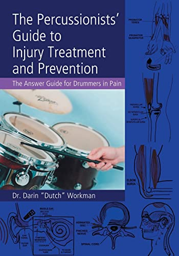 9780415976855: The Percussionists' Guide to Injury Treatment and Prevention: The Answer Guide to Drummers in Pain