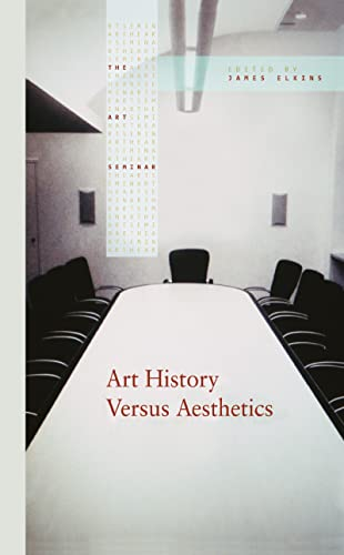 9780415976886: Art History Versus Aesthetics (The Art Seminar)