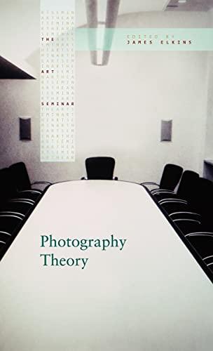 9780415977821: Photography Theory (The Art Seminar)