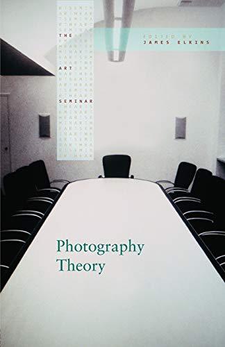9780415977838: Photography Theory (The Art Seminar)