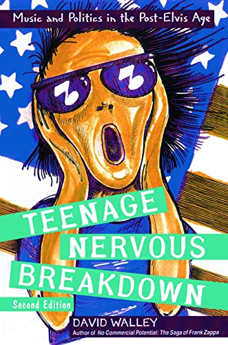 9780415978576: Teenage Nervous Breakdown: Music and Politics in the Post-Elvis Age