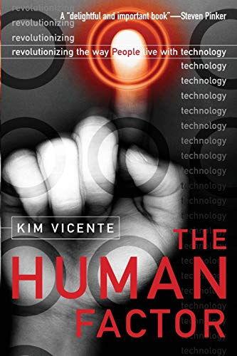 9780415978910: The Human Factor: Revolutionizing the Way People Live with Technology