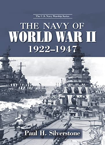 9780415978989: The Navy of World War II, 1922-1947