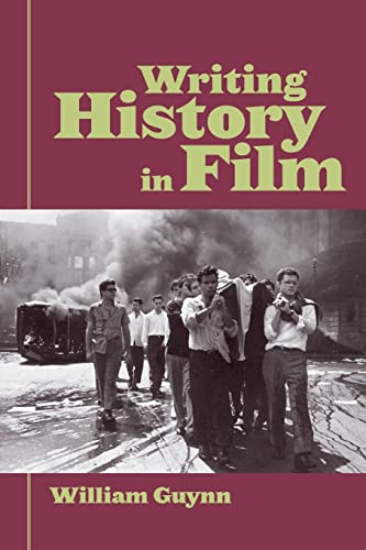 9780415979245: Writing History in Film