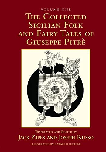 9780415980302: The Collected Sicilian Folk and Fairy Tales of Giuseppe Pitré: 1