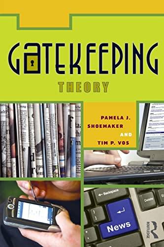 9780415981392: Gatekeeping Theory