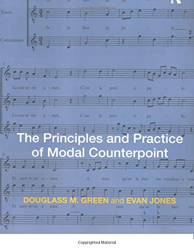 9780415988650: The Principles and Practice of Modal Counterpoint