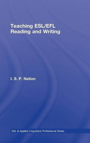 9780415989671: Teaching ESL/EFL Reading and Writing (ESL & Applied Linguistics Professional Series)