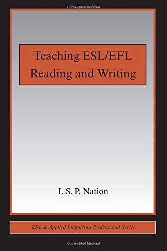 9780415989688: Teaching ESL/EFL Reading and Writing (ESL & Applied Linguistics Professional Series)