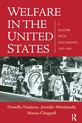 9780415989794: Welfare in the United States: A History with Documents, 1935–1996