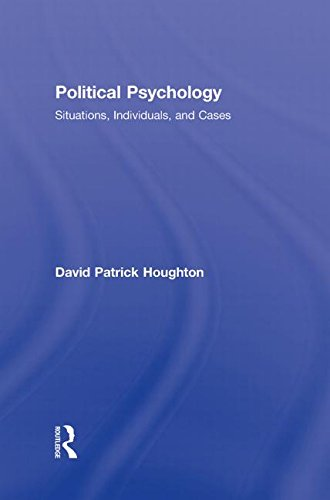 9780415990134: Political Psychology