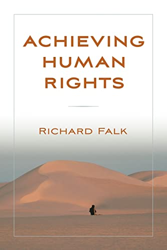9780415990165: Achieving Human Rights