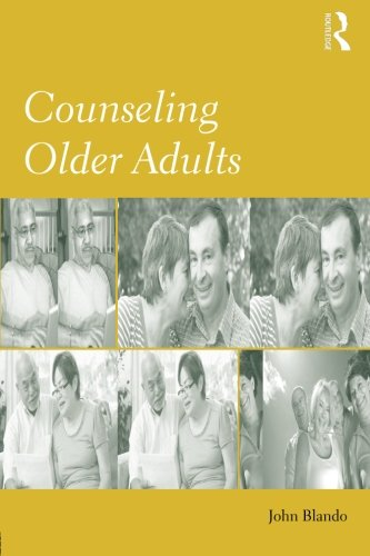 9780415990516: Counseling Older Adults