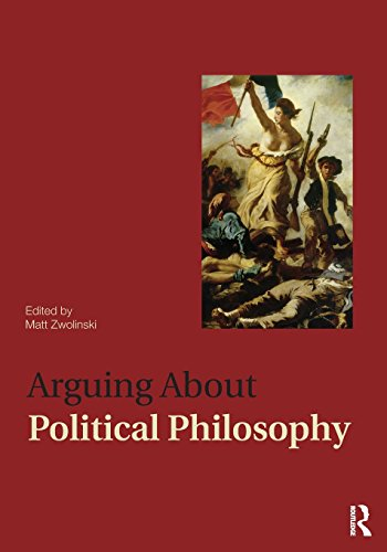 9780415990790: Arguing About Political Philosophy (Arguing About Philosophy)