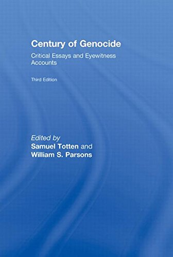 9780415990844: Century of Genocide: Critical Essays and Eyewitness Accounts