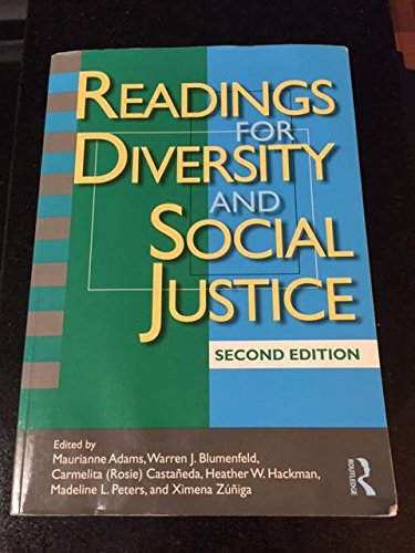 9780415991391: Readings for Diversity and Social Justice