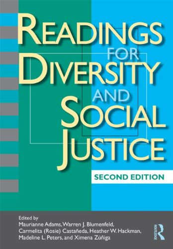 9780415991407: Readings for Diversity and Social Justice, Second Edition