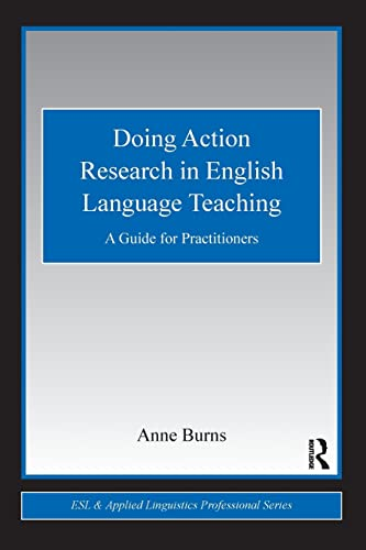 9780415991452: Doing Action Research in English Language Teaching: A Guide for Practitioners (ESL & Applied Linguistics Professional Series)