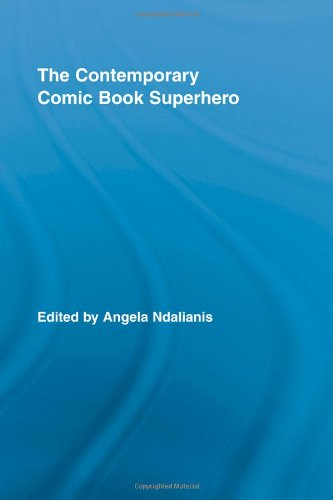 9780415991766: The Contemporary Comic Book Superhero (Routledge Research in Cultural and Media Studies)