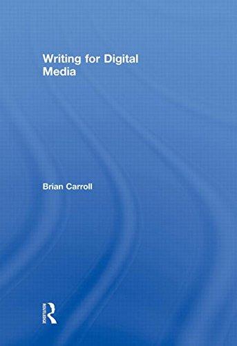 9780415992008: Writing for Digital Media