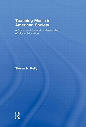9780415992084: Teaching Music in American Society: A Social and Cultural Understanding of Music Education