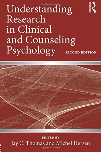 9780415992213: Understanding Research in Clinical and Counseling Psychology
