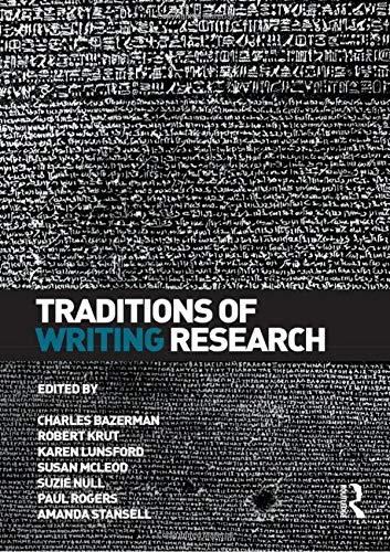 9780415993371: Traditions of Writing Research