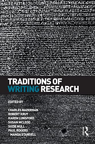 9780415993388: Traditions of Writing Research
