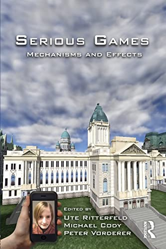 9780415993708: Serious Games: Mechanisms and Effects