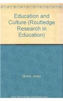 9780415994057: Education and Culture (Routledge Research in Education)