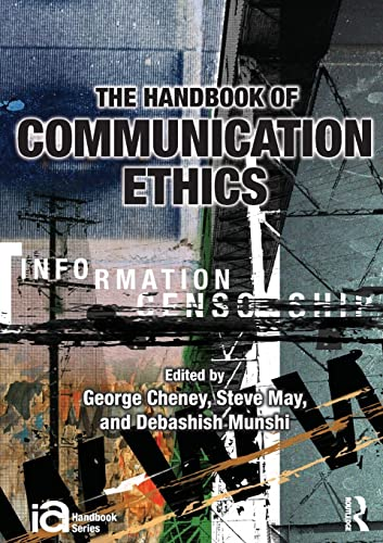 9780415994651: The Handbook of Communication Ethics (ICA Handbook Series)