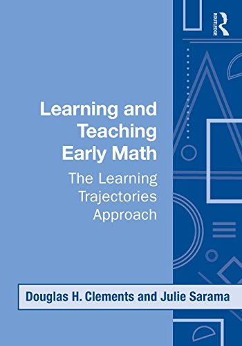 9780415995924: Learning and Teaching Early Math: The Learning Trajectories Approach (Studies in Mathematical Thinking and Learning Series)