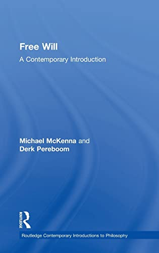 9780415996860: Free Will: A Contemporary Introduction (Routledge Contemporary Introductions to Philosophy)