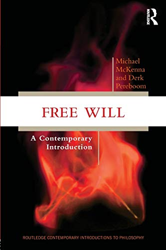 9780415996877: Free Will: A Contemporary Introduction (Routledge Contemporary Introductions to Philosophy)