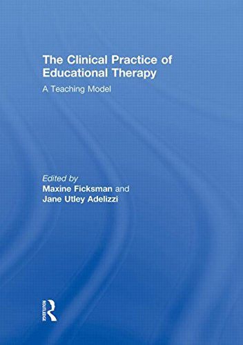 9780415998567: The Clinical Practice of Educational Therapy: A Teaching Model