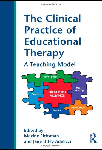 9780415998574: The Clinical Practice of Educational Therapy: A Teaching Model