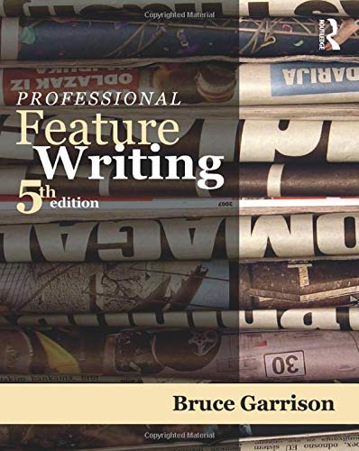 9780415998970: Professional Feature Writing (Routledge Communication Series)