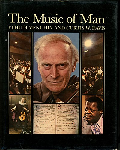 9780416001013: The Music of Man