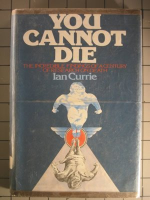 9780416001914: You Cannot Die