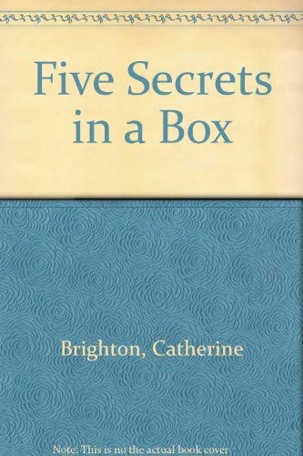 9780416003024: Five Secrets in a Box