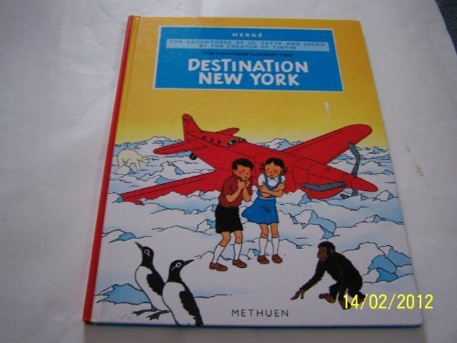 9780416015324: Destination New York (Stratoship H.22)