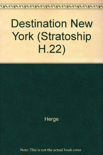 9780416015423: Destination New York (Stratoship H.22)