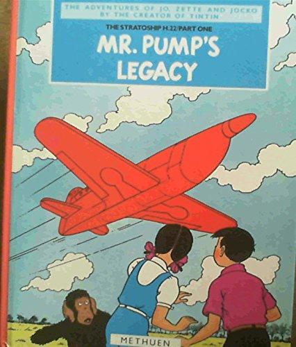 9780416015522: Mr. Pump's Legacy (Stratoship H.22)