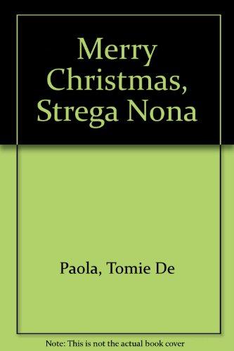 9780416017021: Merry Christmas, Strega Nona
