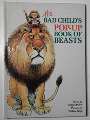 9780416027020: The Bad Child's Book of Beasts: Pop-up Bk