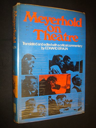 9780416030501: Meyerhold on Theatre
