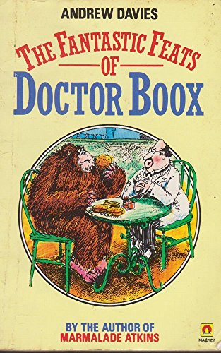 The Fantastic Feats of Doctor Boox (A Magnet book): Davies, Andrew