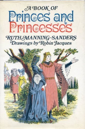 9780416041200: A Book of Princes and Princesses