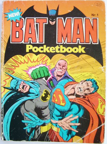 9780416051308: Batman Pocketbook Nr.1