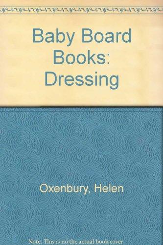 9780416056204: Baby Board Books: Dressing